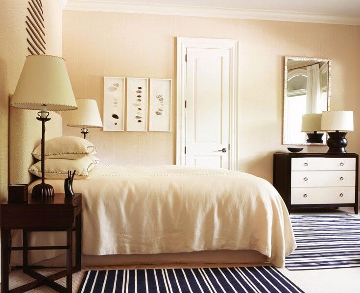 карантине цвет спальни кремового цвета фото профессиональных